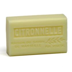 Savon 125gr au beurre de karité bio- CITRONNELLE
