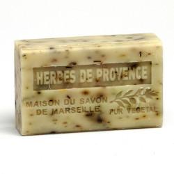 Savon 125gr au beurre de karité bio- HERBES DE PROVENCE