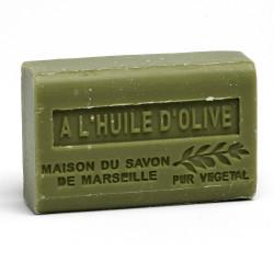 Savon 125gr au beurre de karité bio- HUILE D'OLIVE