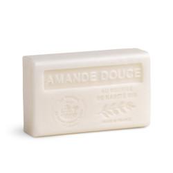 Savon 125gr au beurre de karité bio- AMANDE DOUCE