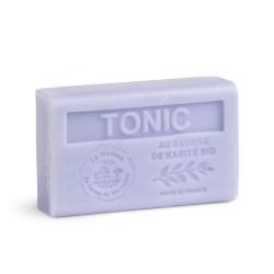 Savon 125gr au beurre de karité bio- TONIC