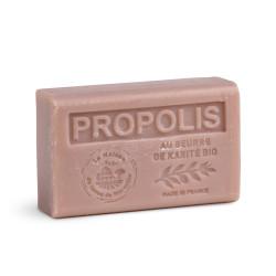 Savon 125gr au beurre de karité bio- PROPOLIS