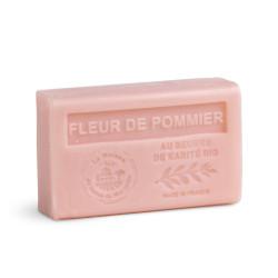 Savon 125gr au beurre de karité bio - FLEUR DE POMMIER