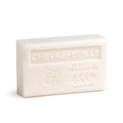 Savon 125gr au beurre de karité bio- CHEVREFEUILLE