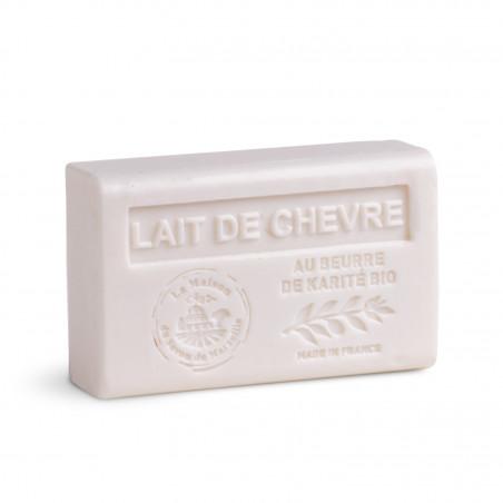 Savon 125gr au beurre de karité bio- LAIT DE CHEVRE
