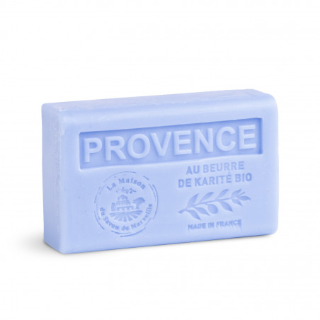 Savon 125gr au beurre de karité bio- PROVENCE