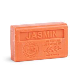 Savon 125gr au beurre de karité bio- JASMIN