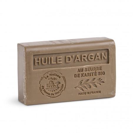 Savon 125gr au beurre de karité bio- HUILE D'ARGAN