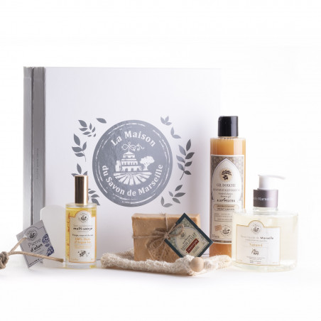 Coffret Premium au Naturel