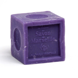 Cube Parfumé 300gr Huiles essentielles de lavande