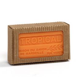 Boîte carton pour savon 125 gr