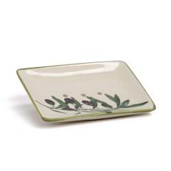 Porte savon olive