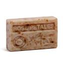 Savon 100gr huile d'argan bio - ROSE PETALES