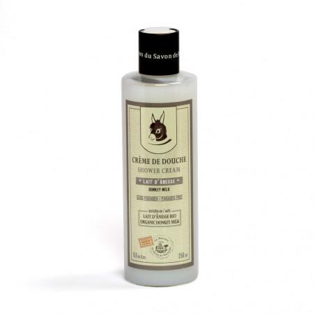 Crème de douche au lait d'ânesse - 250ml
