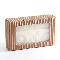 Boîte carton pour savon 100 gr