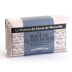 Savon 125gr Naturiderm - BOUE DE LA MER MORTE