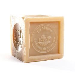 Savon de Marseille - Cube 300g 72% Huile végétale