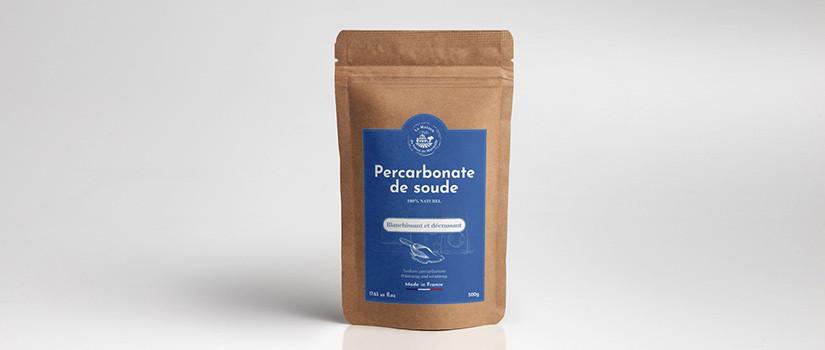 Nos recettes à base de Percarbonate de Soude